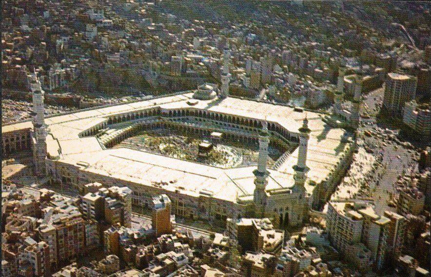 صور قديمة من الحرمين On Twitter Makkah Travel Agency Travel