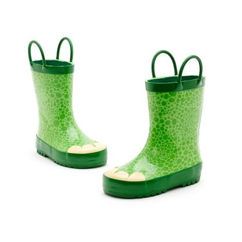 The Good Dinosaur Rain Boots For Kids | CHRISTMAS 2015 | Pinterest ...