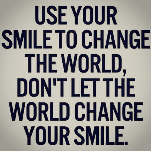 use your smile to change the world life quotes quotes cute positive quotes quote kids smile life life quote inspirational quotes happy quotes #Quotes