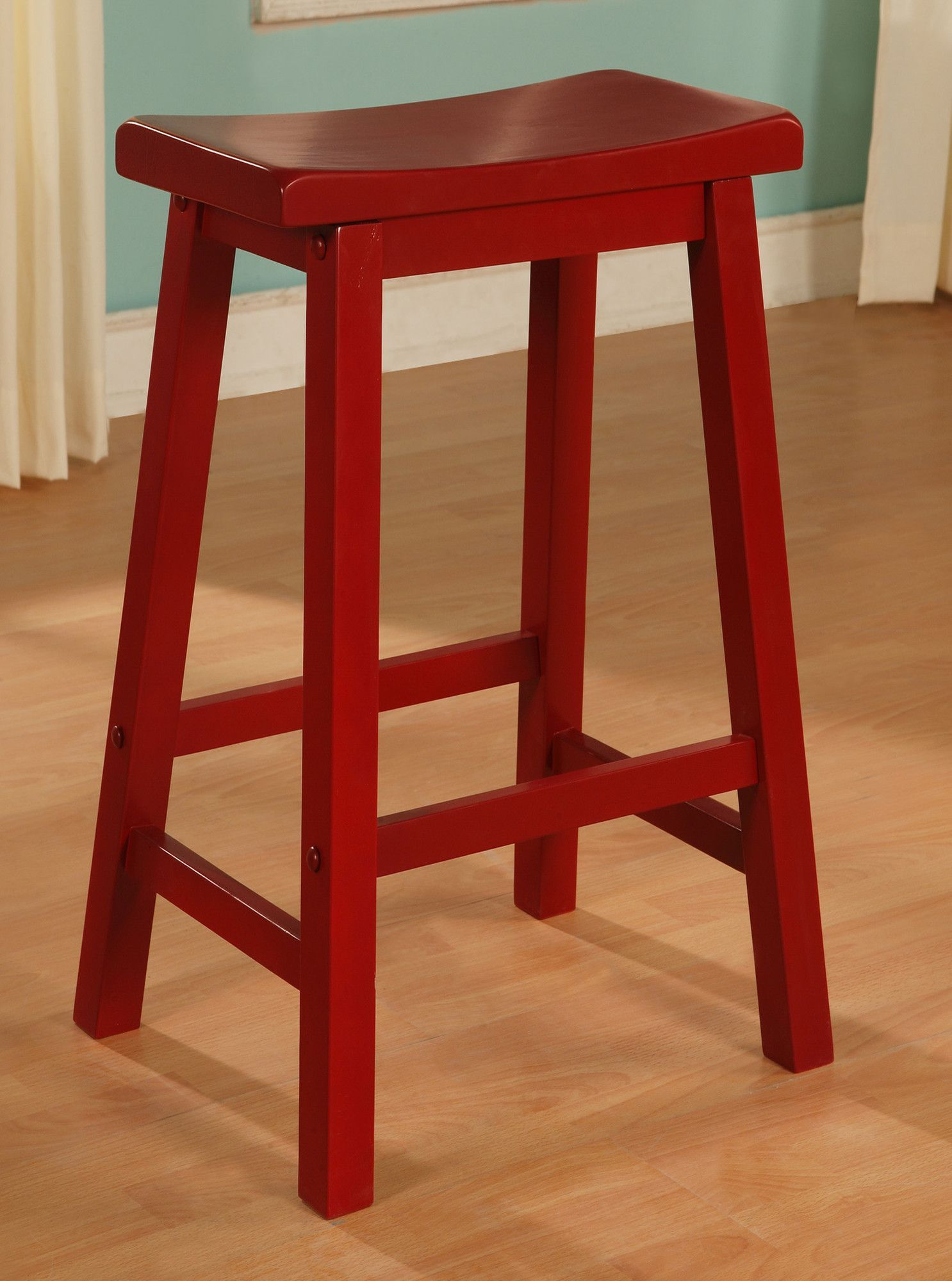 Saddle Bar Stool Products Pinterest
