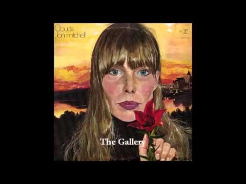 Joni Mitchell - The Gallery