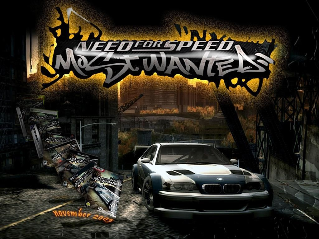 Nfs Most Wanted Wallpapers Wallpaper Cave Need For Speed