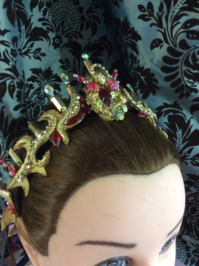 Fairy of the Oleanders Headpiece