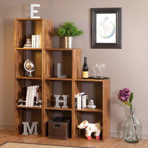meuble etageres bois massif. Black Bedroom Furniture Sets. Home Design Ideas
