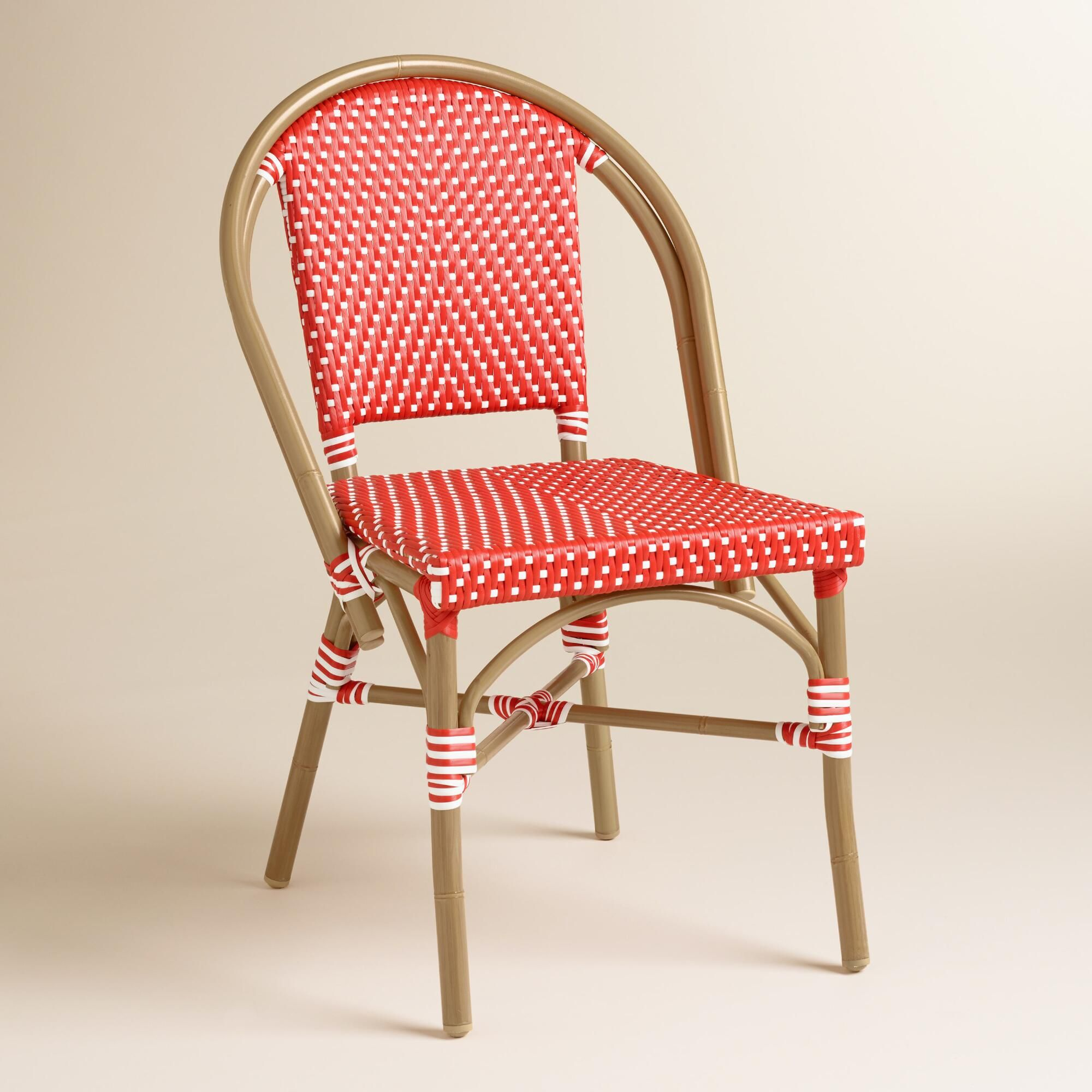 Inspired By The Bistros Of France Our Stackable Side Chairs