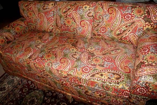 3 Seat Sofa/ Couch in good condition. If interested PLEASE ...