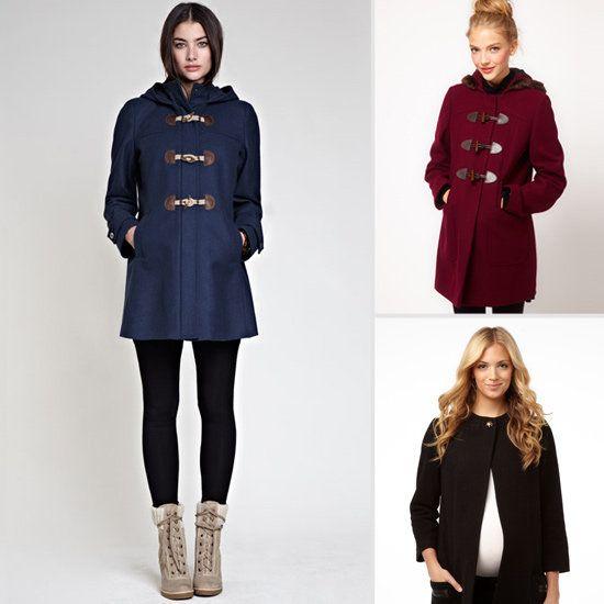 1000  images about maternity fashion on Pinterest | Duffle coat