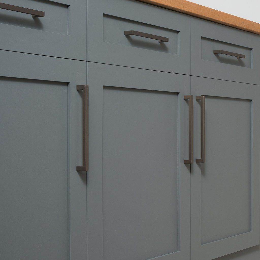 Edgecliff pull matte bronze for the home products pinterest