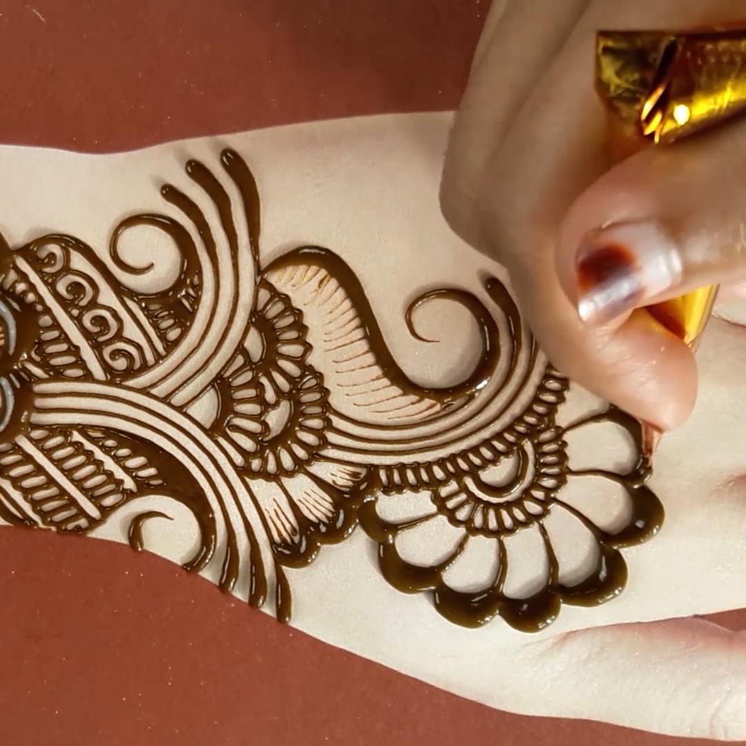 Back Hand Simple Mehndi Design Video In 2020 Full Hand Mehndi Designs Mehndi Designs For Fingers Mehndi Designs For Girls