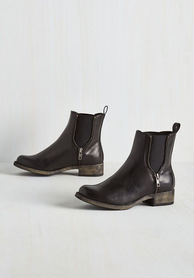 Casual Influence Boot in Black in 8.5 - Flat - 0-1 by Rocket Dog ... 172b3513933f