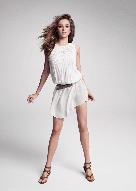 Miranda Kerr for Mango Summer 2013 Campaign photo