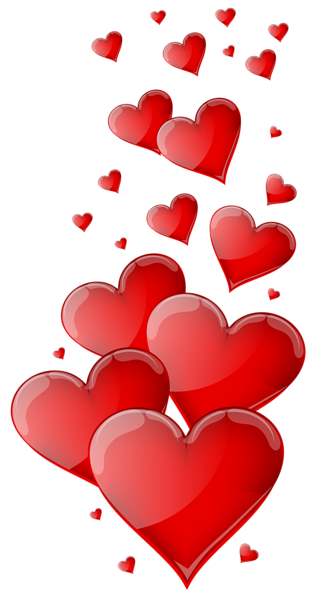 red hearts png clipart image cliparts 1 pinterest clipart rh pinterest com pictures of red hearts on white background images of red hearts