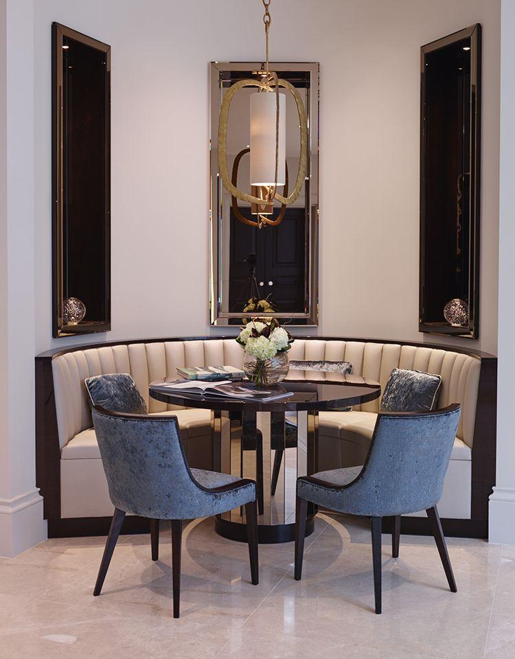 Stephen Clasper Interiors Crown Estate DORMITORIOS SALA BAÑOS