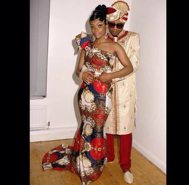 Traditional Congolese Wedding