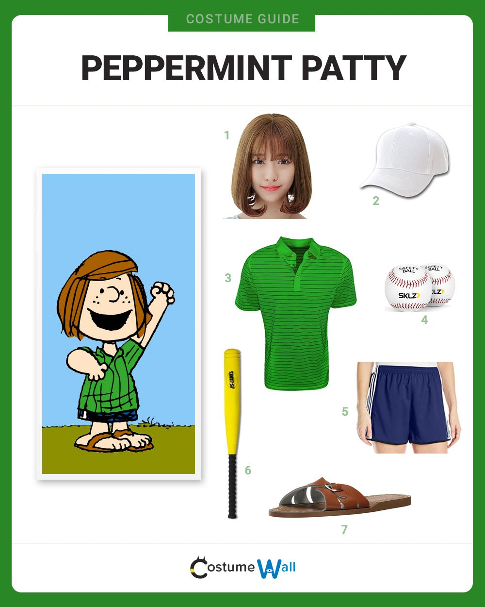 Dress Like Peppermint Patty Charlie Brown Costume Peanuts Halloween Costume Charlie Brown Halloween Costumes