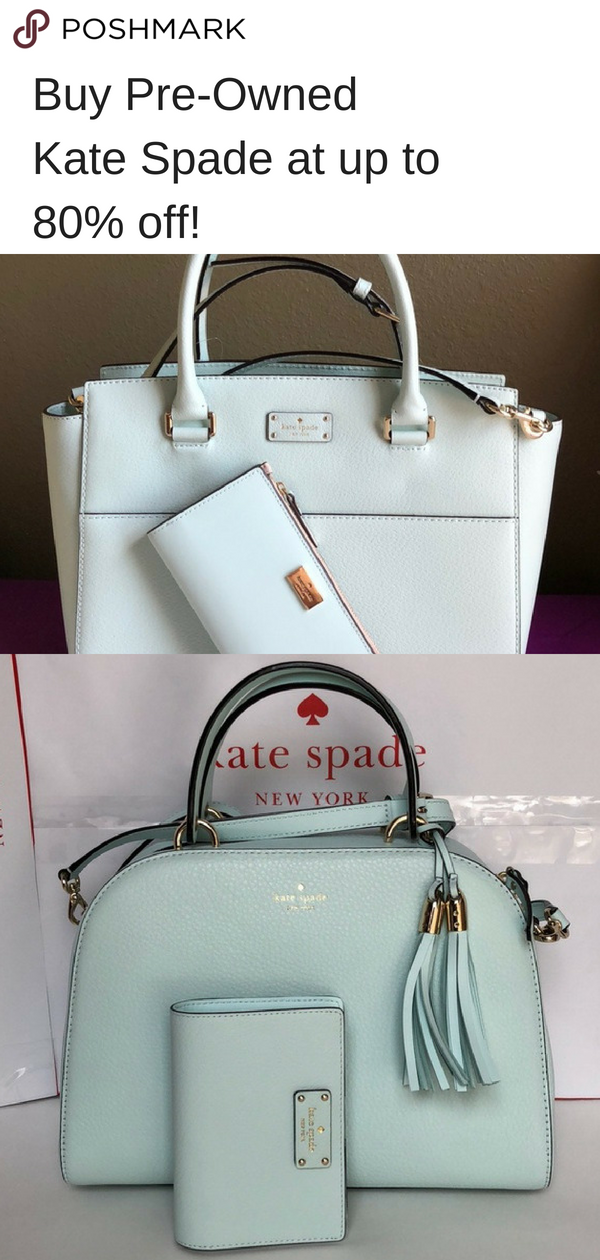 938d21a018f0 Get Kate Spade designer handbags for cheap on Poshmark! Download the app to  shop.