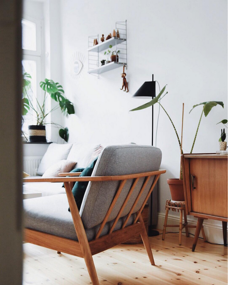 My scandinavian home  relaxed cologne with mid century vibes photo antonia schmidt also rh pinterest