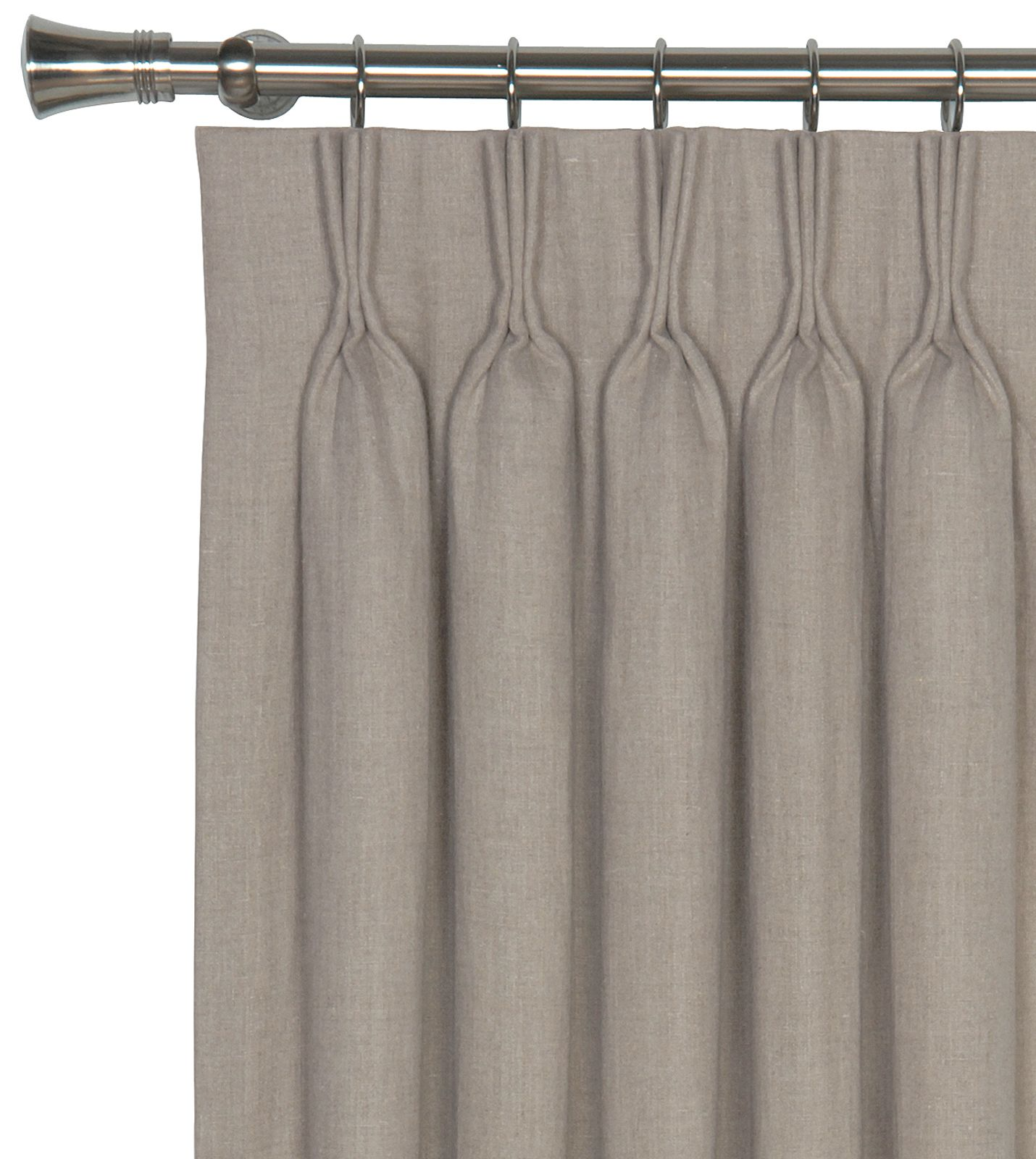 Luxury Bedding By Eastern Accents Breeze Linen Curtain Panel