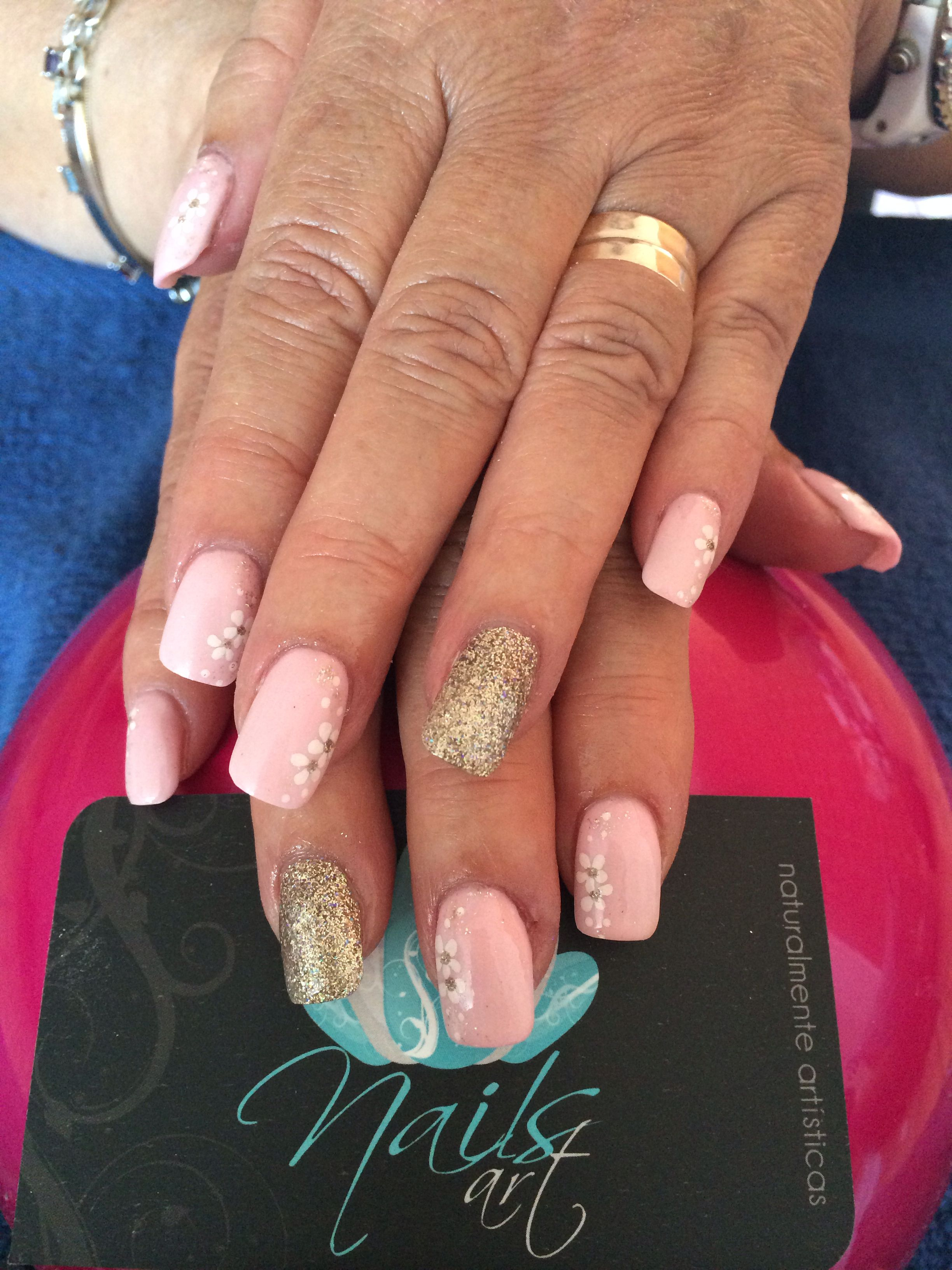 Nails Art acrylic nails Nails Pinterest French nails Makeup