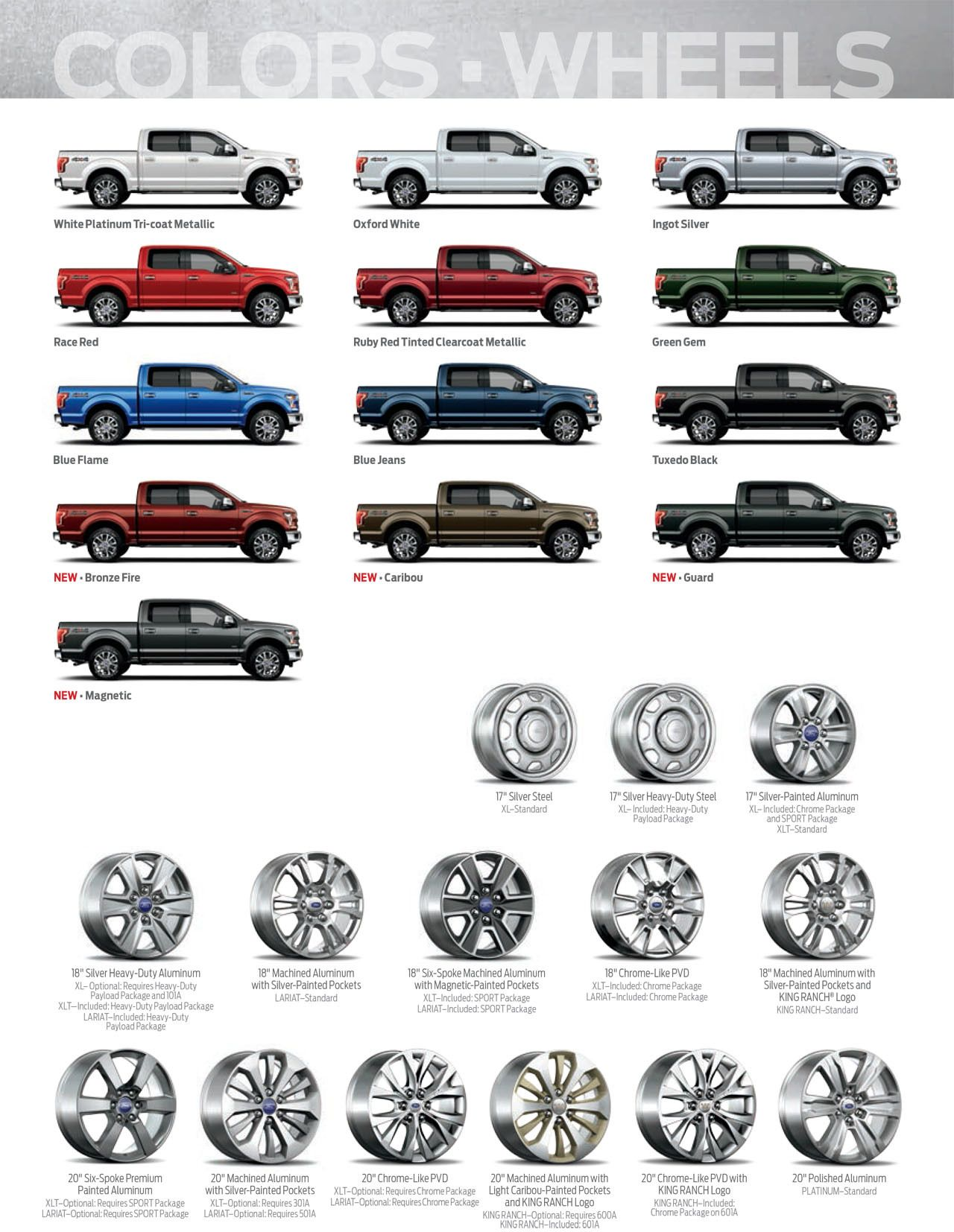 So Many Colour So Many Wheels Lots Of Options Great Sale On F250 350 S Www Waterlooford Com Ford F150 Ford F150 Accessories Ford Suv