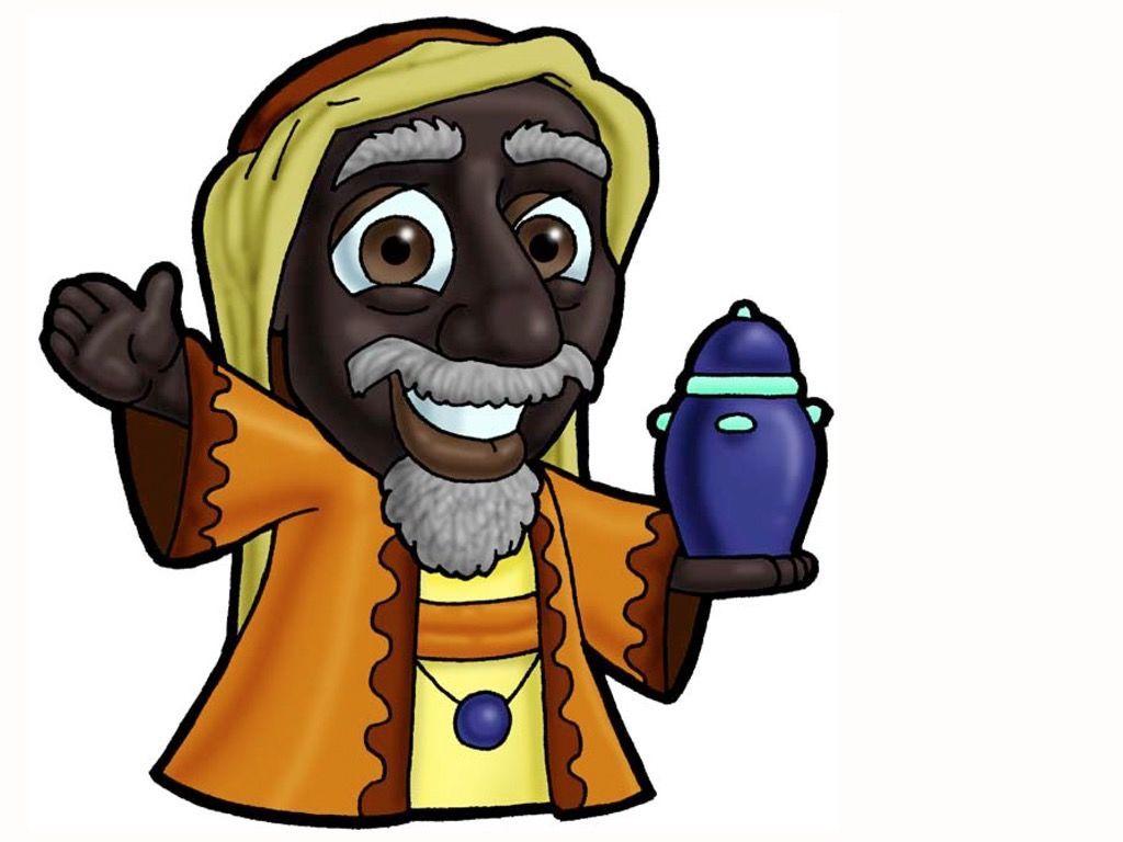 hight resolution of wise man with myrrh slide 19