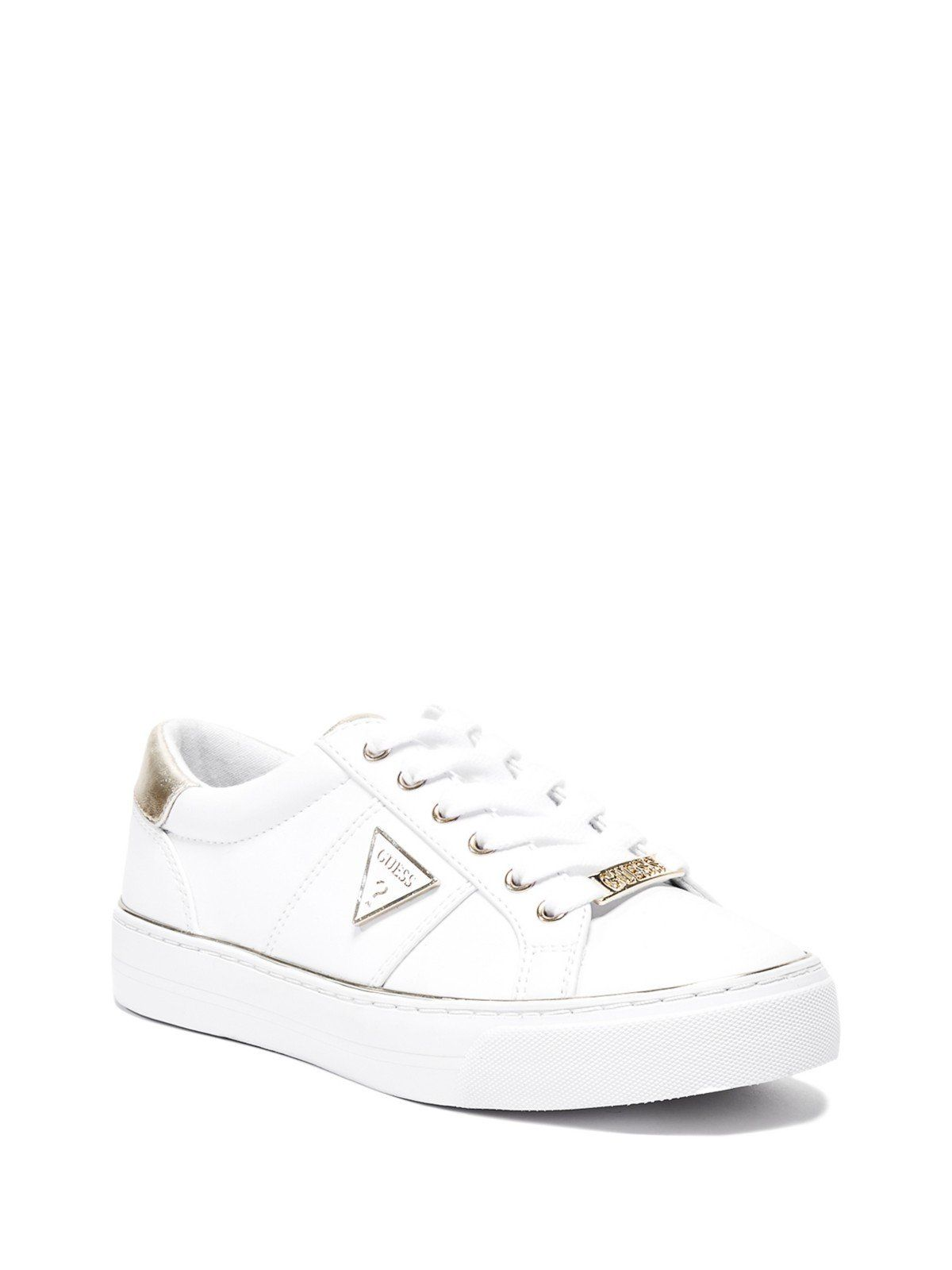 more photos 36741 22617 GUESS Factory Women s gabey Low-Top Sneakers