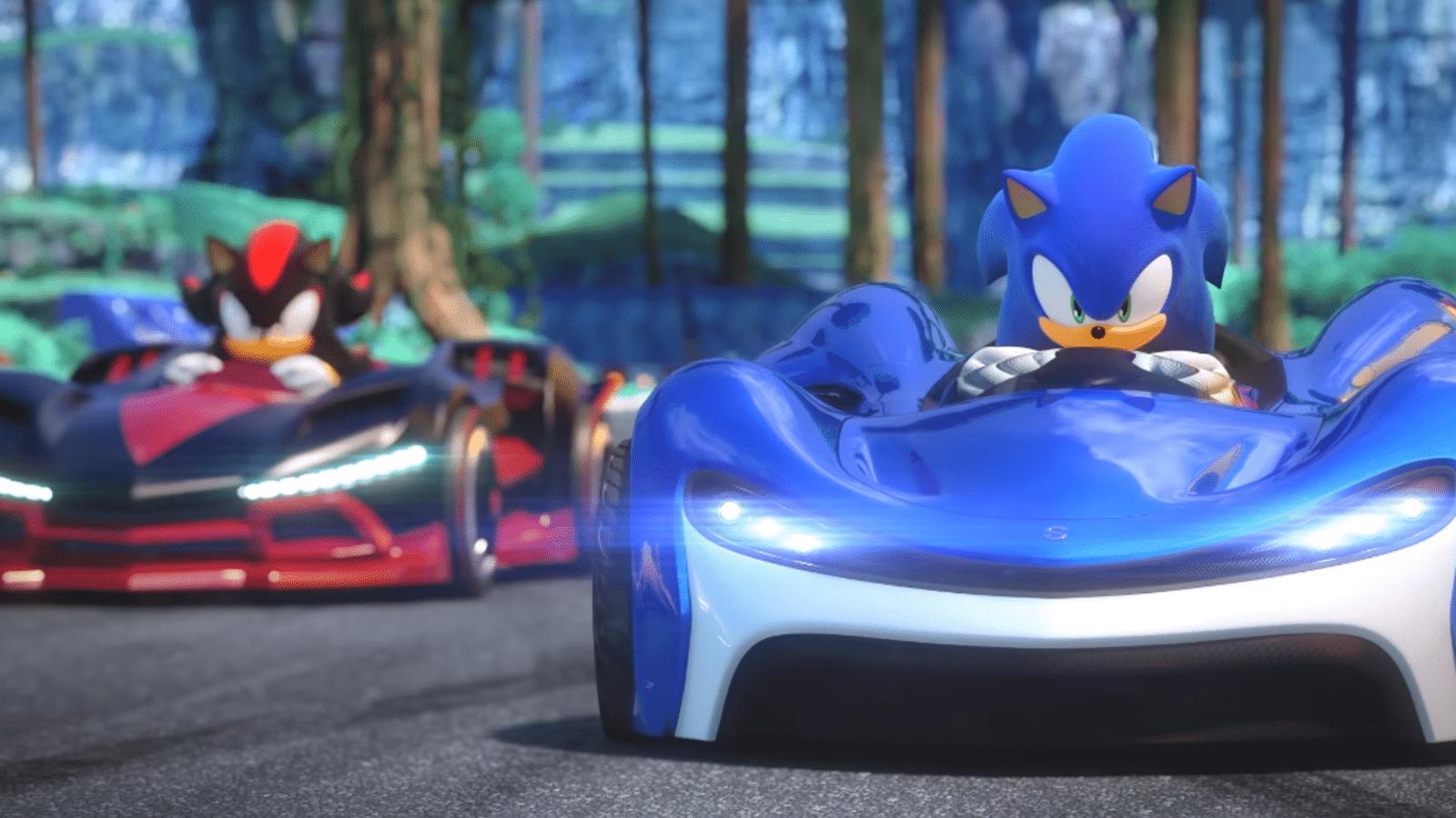 Nintendo News Nintendoreporters Hedgehog Game Sonic Sonic And Shadow