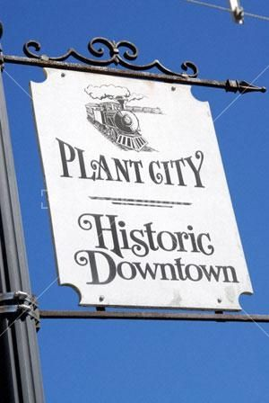 Plant City Fl With Images Plant City Florida Old Florida Photo