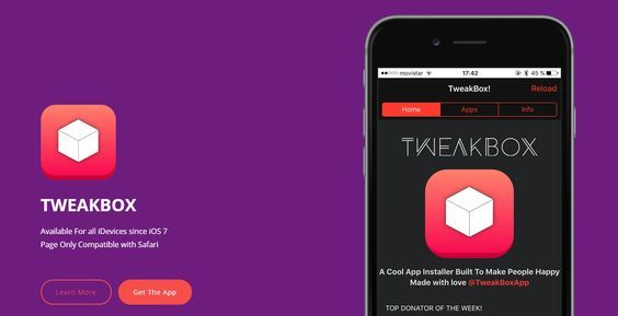 TweakBox Apk App for Android, iOS Download [2017] Андроид