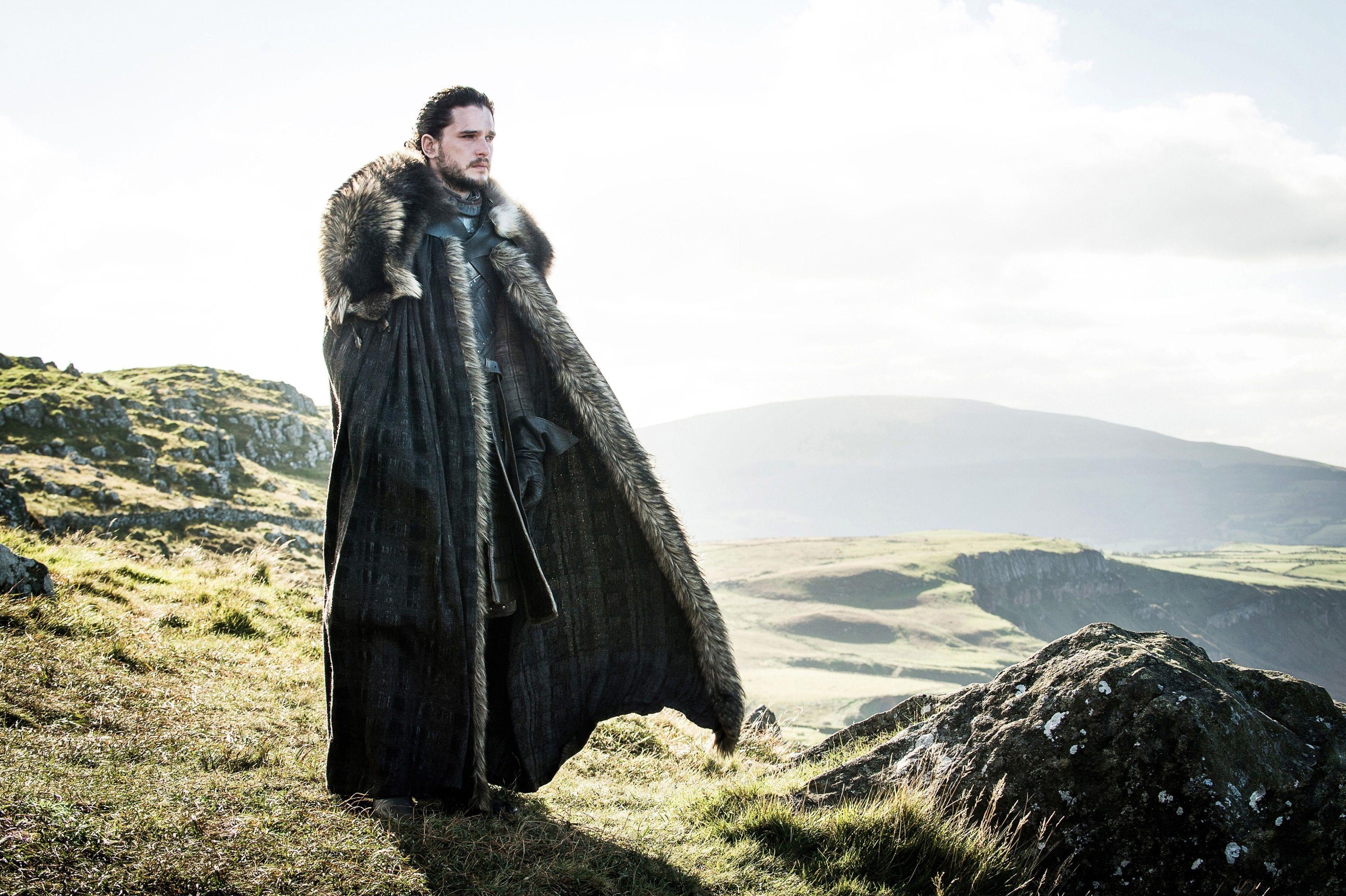3840x2556 Jon Snow 4k Wallpaper Beautiful Film