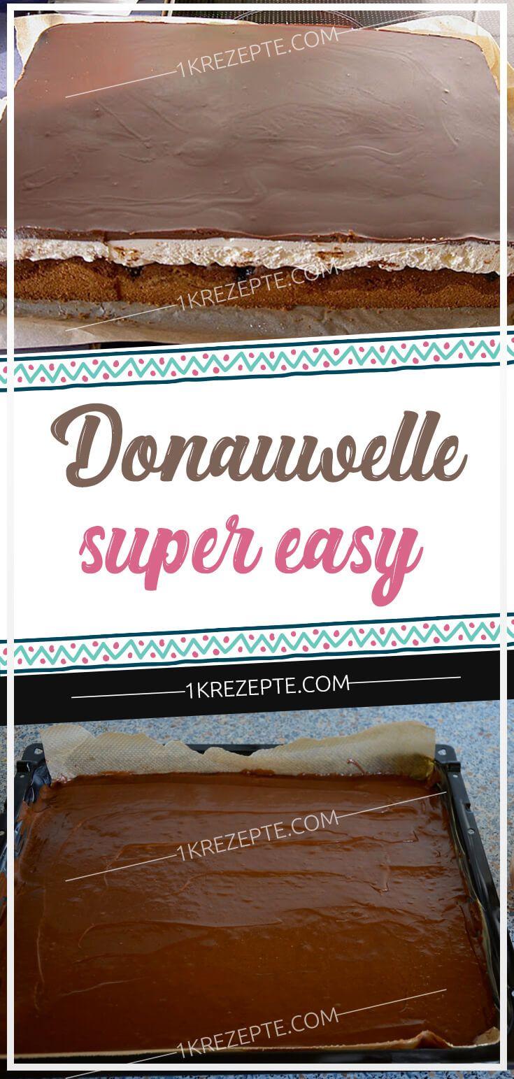 Donauwelle – super easy – Rezepte