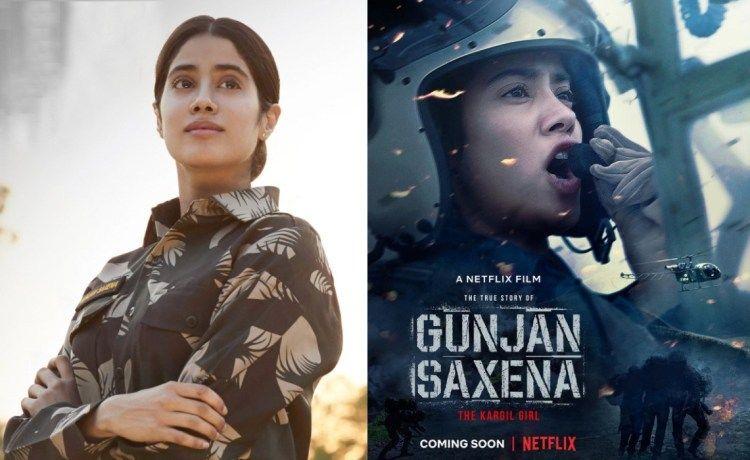 Gunjan Saxena The Kargil Girl Movie Cast Wiki Trailer In 2020 It Movie Cast Girl Movies It Cast