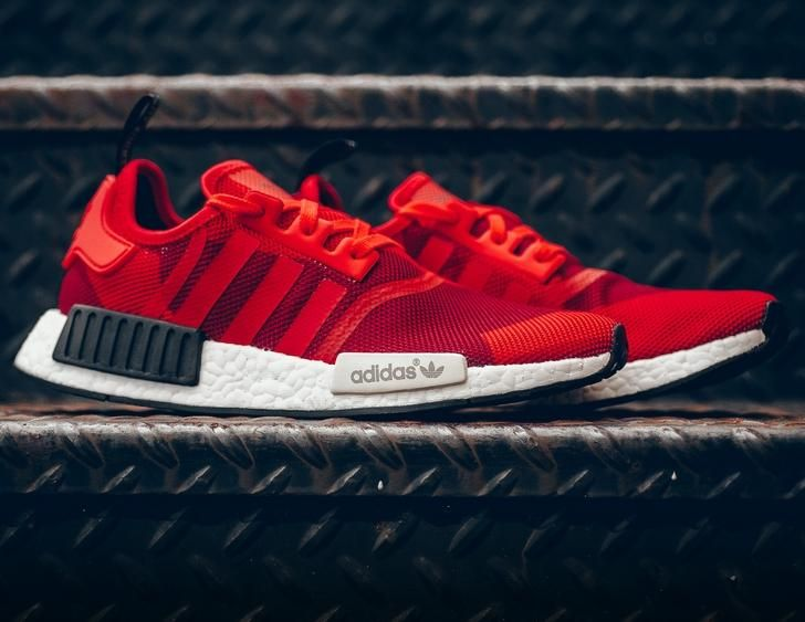 2015 2016 Cheap Shoes From China Adidas Nmd R1 Red Camo Shoe