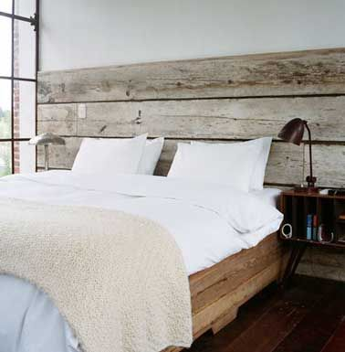 10 Tips Deco Not Expensive To Make A Headboard Bathroom Wood