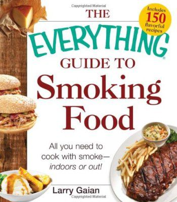 The everything guide to smoking food pdf food forumfinder Choice Image