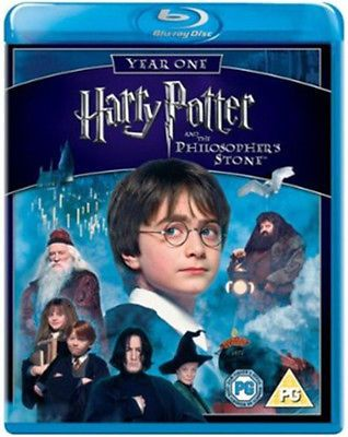 Harry Potter And The Philosophers Stone Dvd Blu Ray Dvds Blu Rays Dvds Films Tv Blu Ray Philosophers Stone Harry Potter