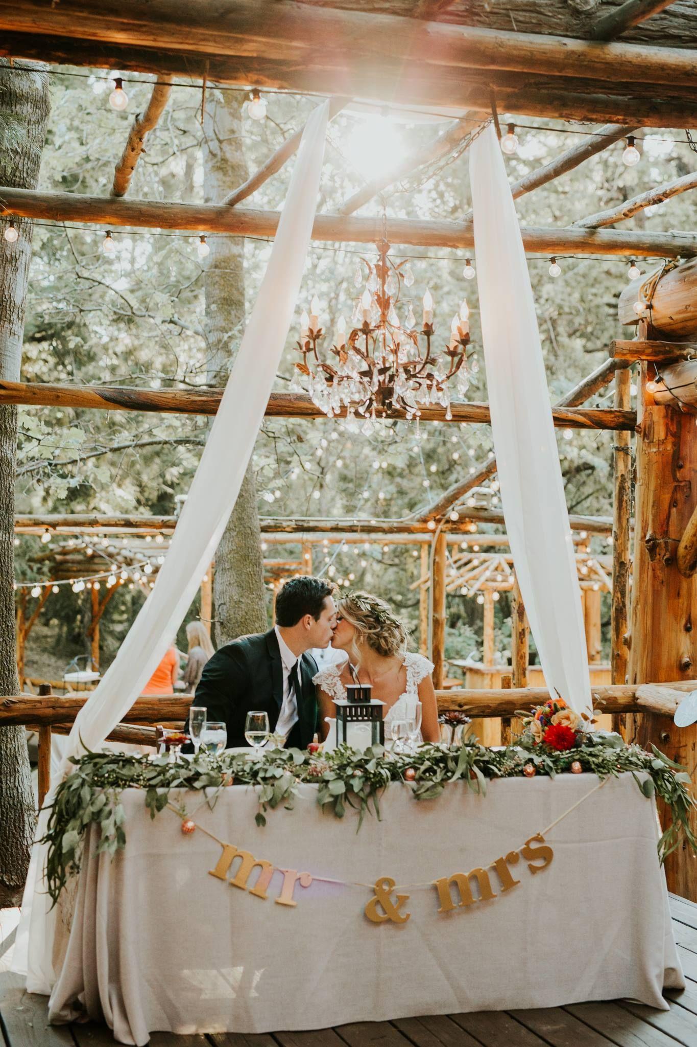 Pin On Rustic Woodland Wedding