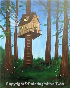 Enchanted Treehouse (OPEN) | 9/17/2016 - Creve Coeur, MO