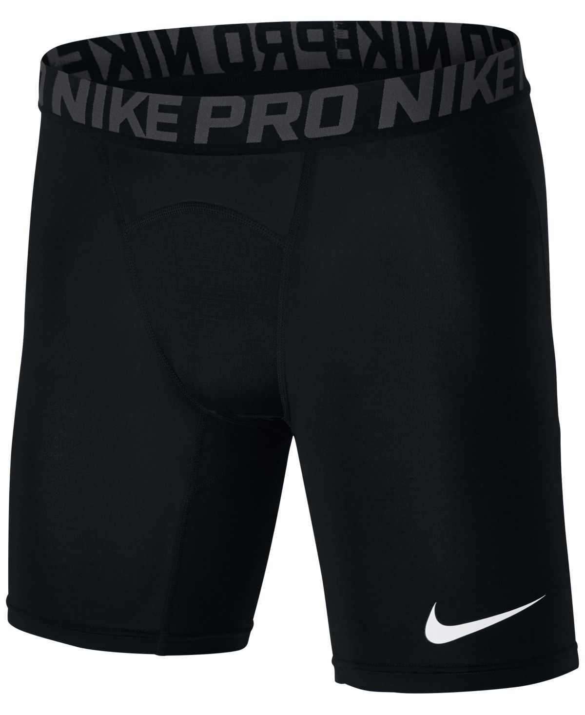 Nike Men's Pro Drifit Compression Shorts Black (With