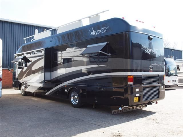 Airstream Sky Deck Buy One Of These American Motorhome Rvs