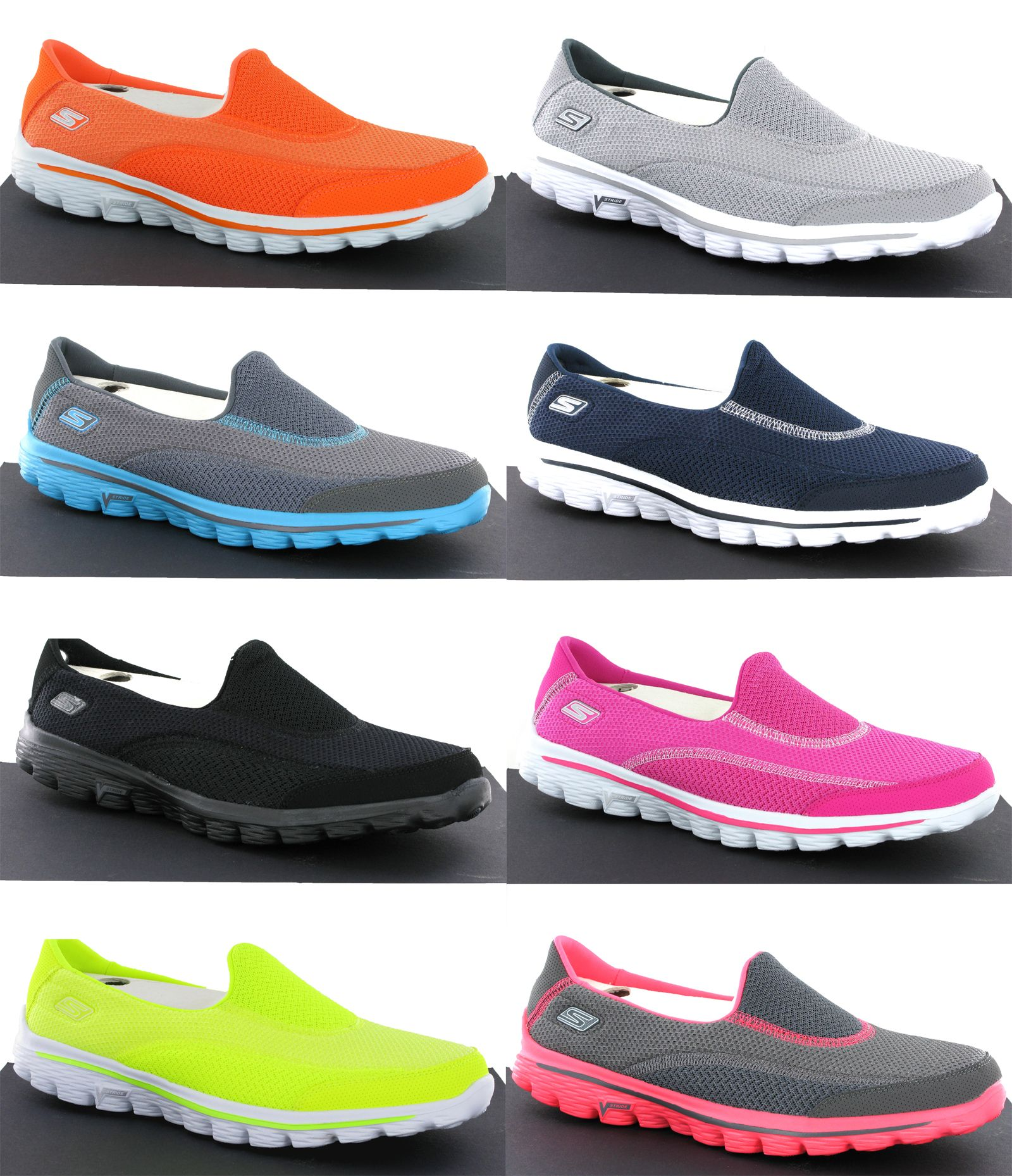 skechers shoe material