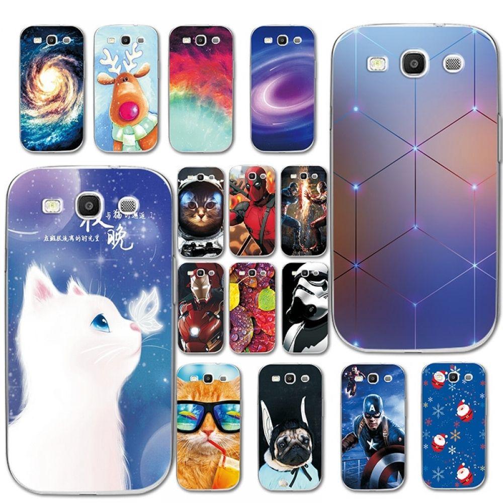 For Samsung Galaxy S3 Neo Soft Silicone Case Cover Brilliant Cute ...