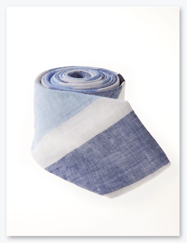 Buckley Linen Tie from Island Company