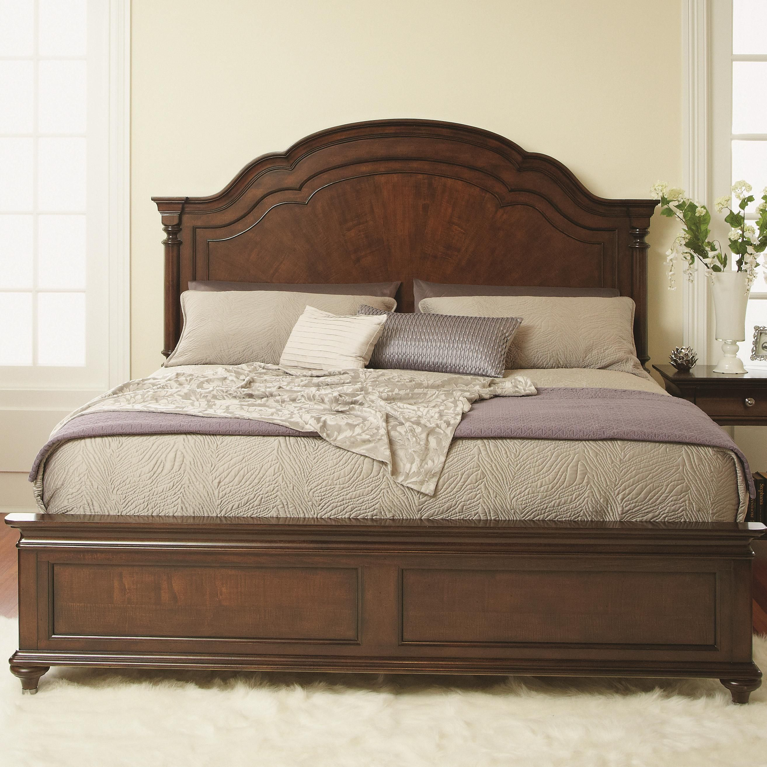 Sycamore Cove King Panel Bed by Folio 21   Ideas for the House ...