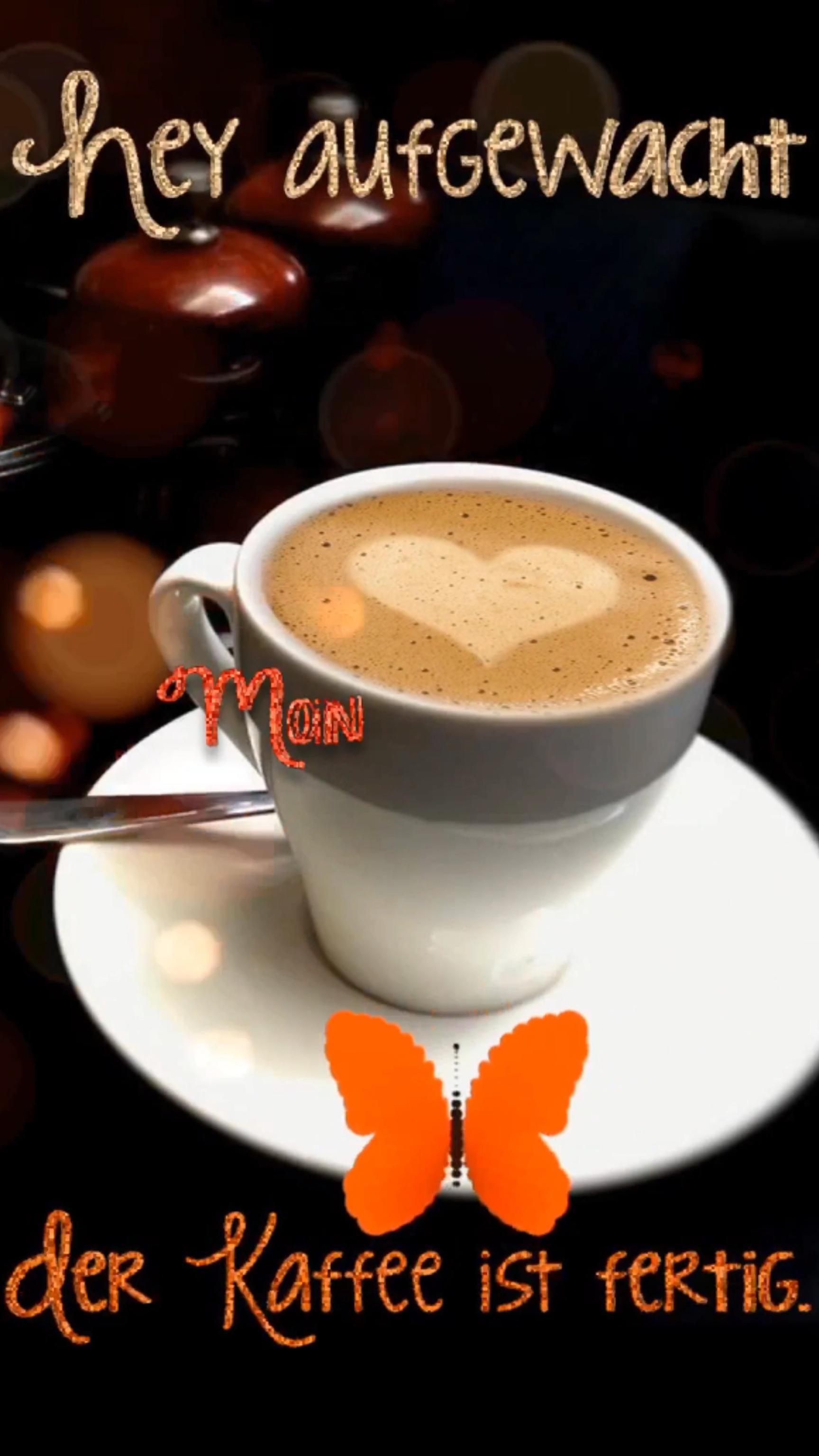 Photo of Hey aufgewacht, der Kaffee ist fertig und wartet auf dich.