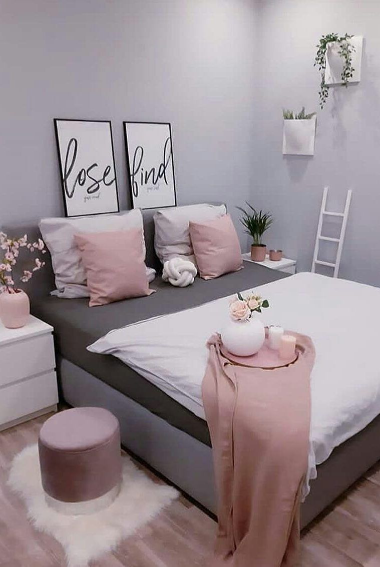 43 Small And Cute Bedroom Designs And Ideas For This Year Small