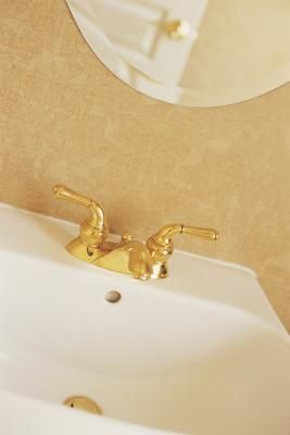 How to Remove a Bathroom Sink P Trap | Bathroom sink drain ...