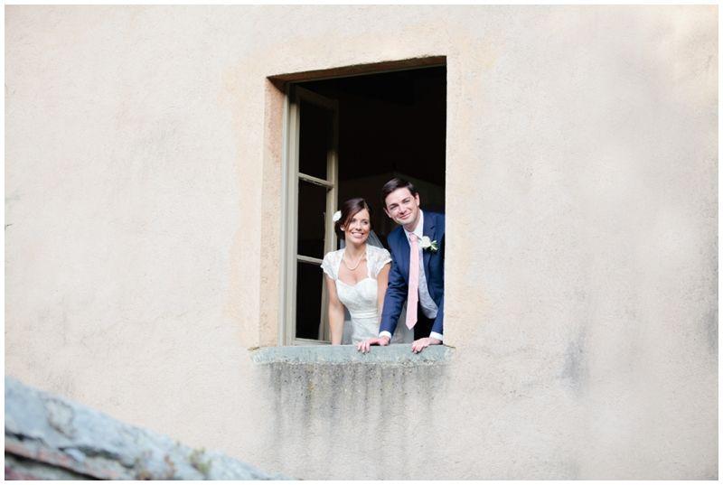 Italian wedding. Villa Catureglio , Tuscany .