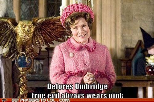 Sci Fi Fantasy Delores Umbridge True Evil Alw Harry Potter Stories Dolores Umbridge Delores Umbridge