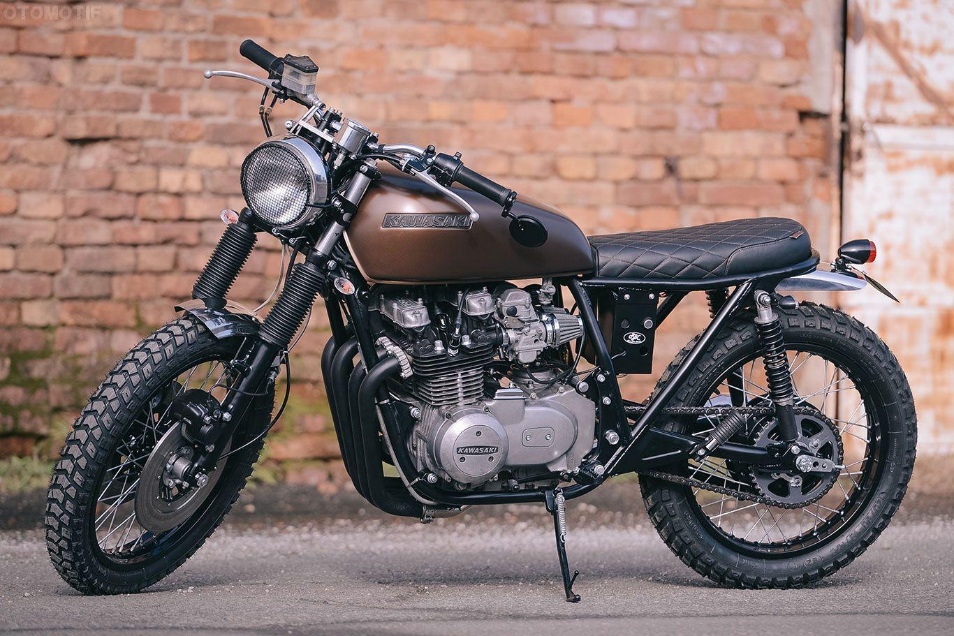 1977 Kawasaki Z650 B1 RBC Heritage Project 1